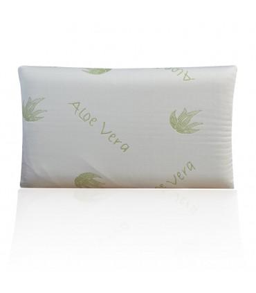 Cuscini In Aloe Vera.Fresco E Termo Regolatore Cuscino Memory E Polargel Con Aloe Vera