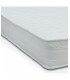 Mattress memory H17 cm - Memory 55 kg./m3 OrtoMemory MADE IN ITALY