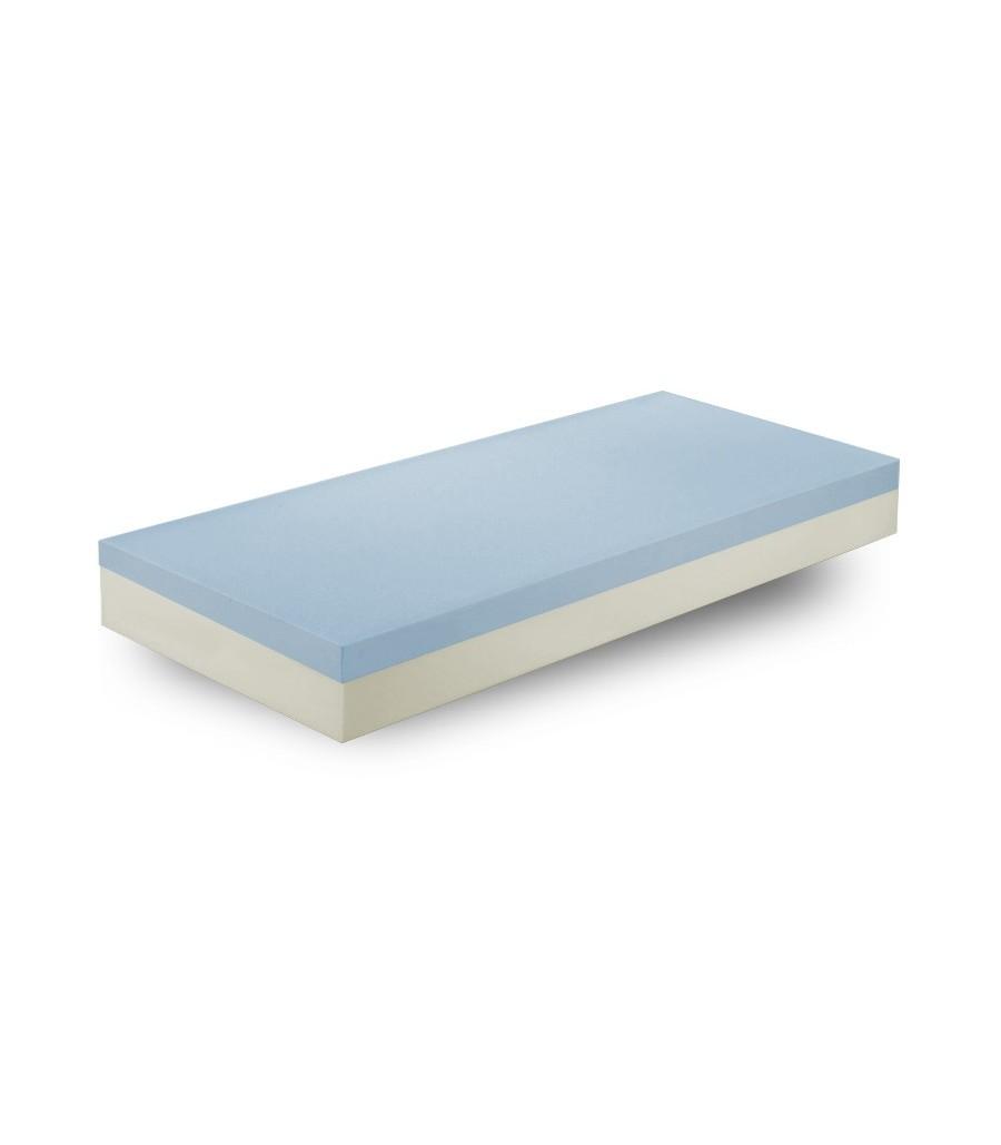 Materassi Foam Memory.Materasso Fresco Termo Regolatore 22 Cm Tessuto Trapuntato Aloe